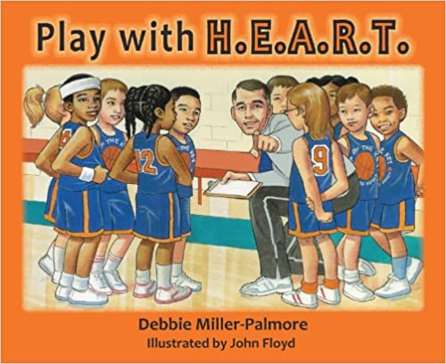 Play with heart children's book cover